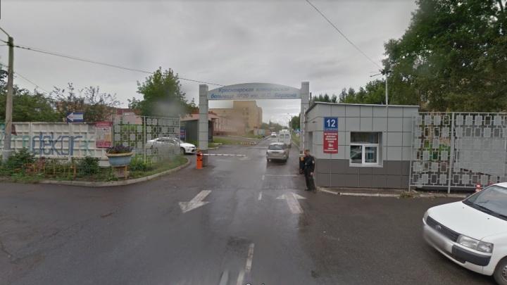 В ночь на 2 октября перекрыта улица Инструментальная у 20-й больницы