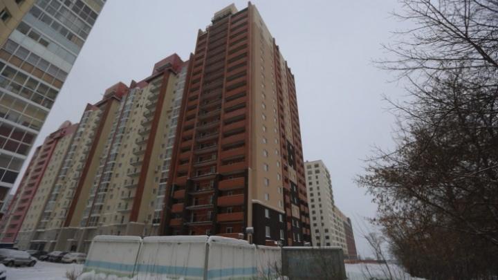 Суд отправил в колонию на три года застройщика домов в Октябрьском районе Новосибирска