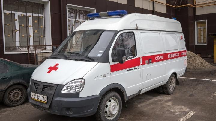 Миллиметр до трагедии: в Ростове металлический стержень от игрушки пробил ребенку голову