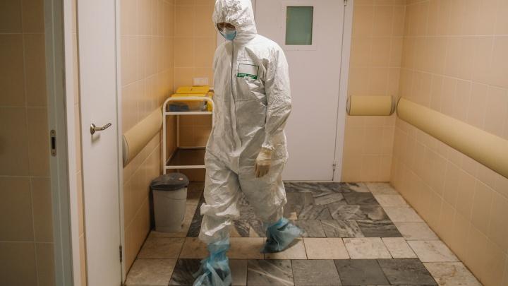 В Челябинской области умерли ещё 5 пациентов с коронавирусом. Одному был 51 год