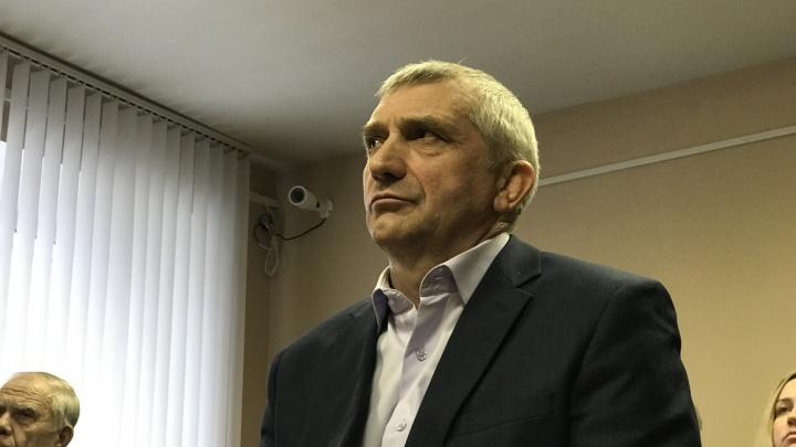 Бывшего главного судебного пристава Омской области отправили в колонию на три года