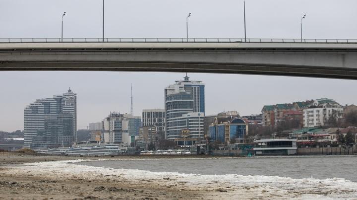 Остаемся зимовать: чего ждать от погоды в Ростове в эти выходные