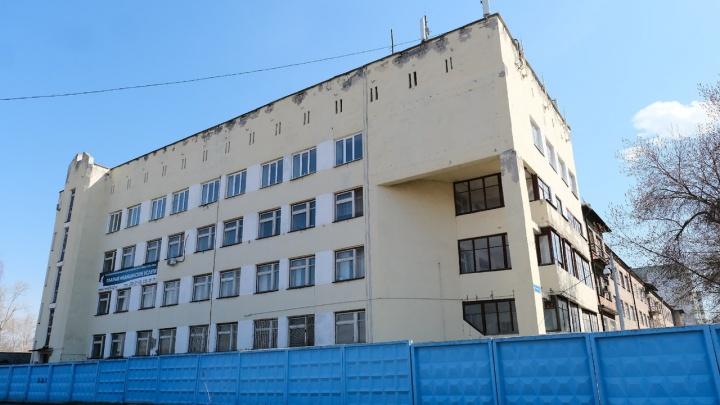 Сотрудники пермской больницы РЖД пожаловались, что не всем проводят тест на коронавирус