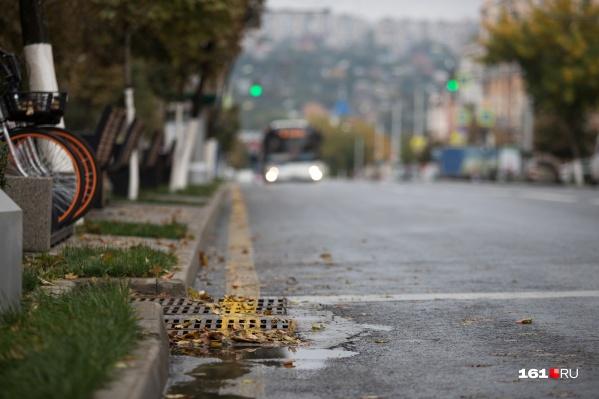 На реконструкцию ливневок в центре города понадобится больше 6 миллиардов рублей