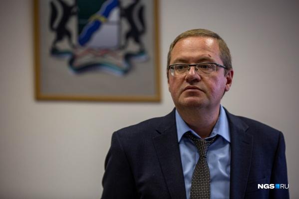 Дениса Ковалёва и его предшественника Дмитрия Рыбалко подозревают в превышении должностных полномочий