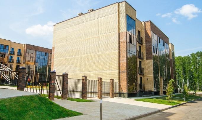 Ипотека под 0,7% в красивых домах около леса: нашли жилой комплекс, который выглядит восхитительно