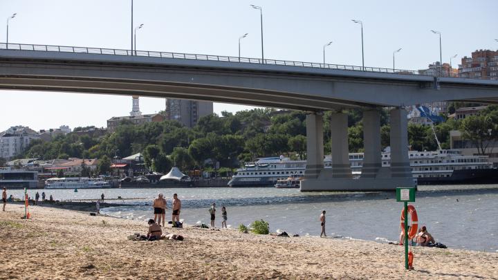 На Дону с 6 июля можно ходить на пляжи, но ростовчане уже там: фоторепортаж с левого берега