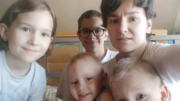СК начал проверку после публикации НГС про многодетную семью, чей дом отключили от электричества