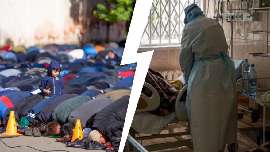 Смерть от COVID и Курбан-байрам на удалёнке: что случилось за сутки в Ярославской области. Коротко