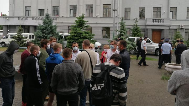 Жизнь вахтовиков с COVID-19 в госпитале ветеранов: хроники пандемии