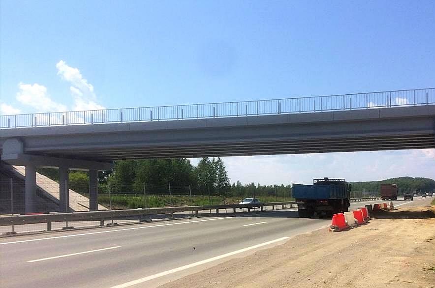 Движение по мосту откроется уже 17 июля