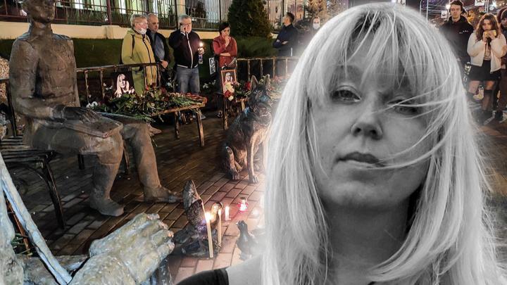 Неделя без Славиной: всё о деле погибшей журналистки в пяти карточках