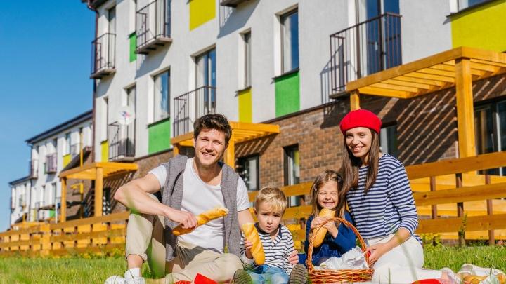 Эксперты нашли квартал, где ипотека дешевле аренды — от 5990рублей в месяц