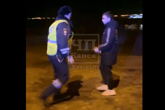 «Четкие пацанчики» из Канска за драку с полицией получили по 10 суток ареста