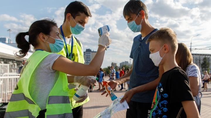 Главное — надеть маску: за волгоградскими болельщиками «Ротора» подадут дополнительные трамваи и троллейбусы