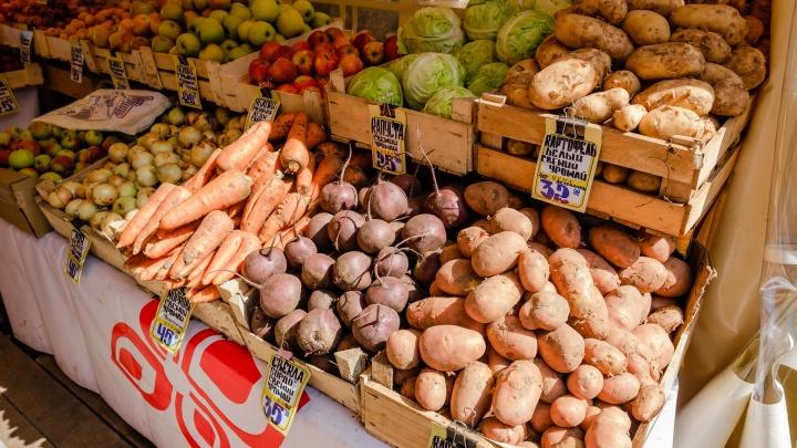 В Пермском крае сильно выросли цены на лук, картофель и другие овощи