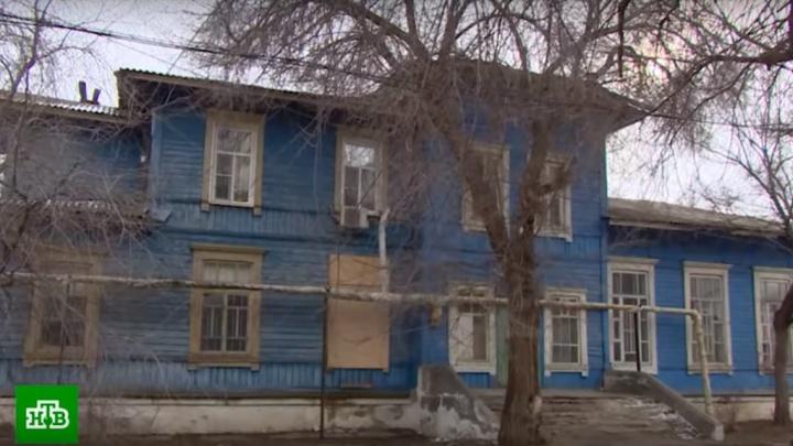 Федеральный телеканал снял сюжет о тяготах жизни волгоградцев в старейшем вокзале России