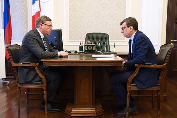 Александр Мураховский работает в должности министра здравоохранения полторы недели