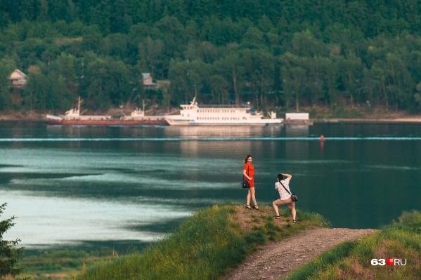 В России еще достаточно мест, где почти не бывает туристов