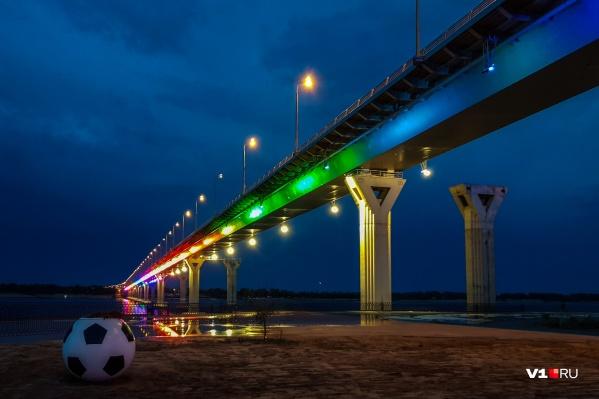 Место под мостом стало тусовочным после ЧМ-2019
