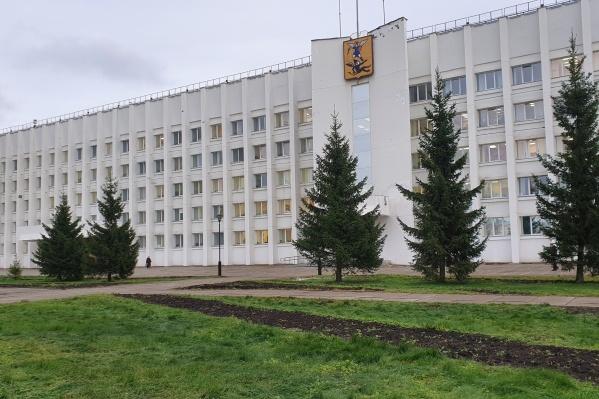Виталий Шпилевой — одно из первых назначений в городской администрации, после того, как главой Архангельска стал Дмитрий Морев<br>