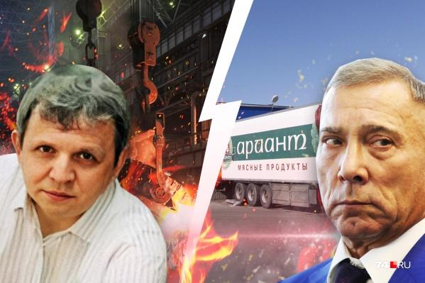 Александр Аристов называл Юрия Антипова «почти что родственником». Сейчас партнеры оформили раздел имущества