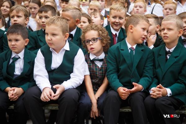 Хотят дети этого или нет, но идти в школу придется