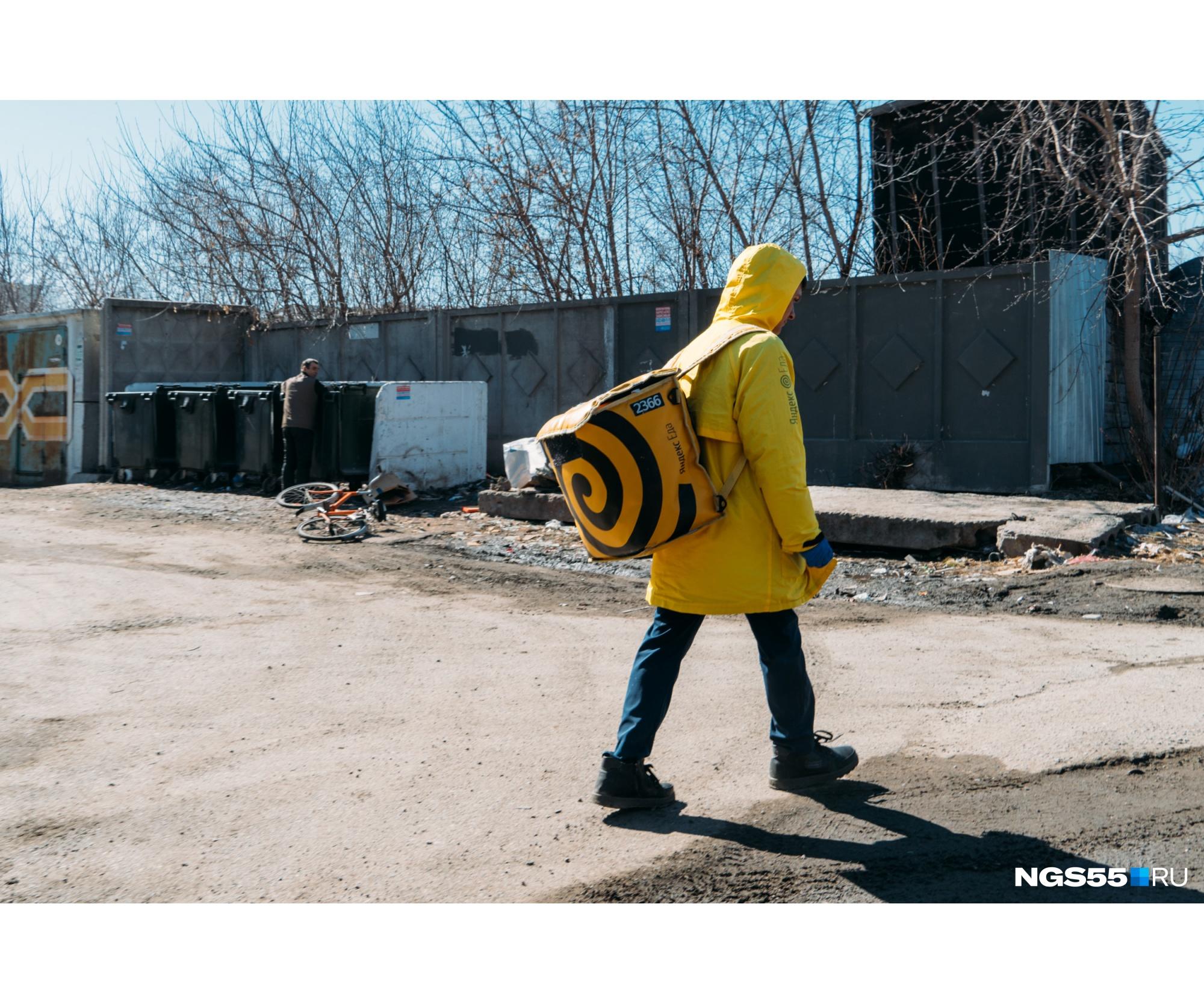 Выбросить мусор, к счастью, никто не запрещает