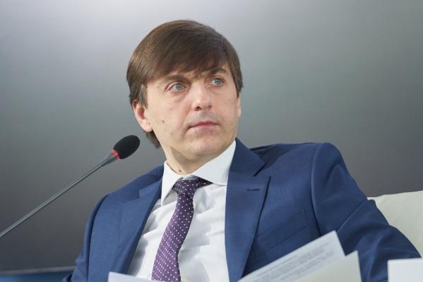 Сергей Кравцов начнёт в Зауралье всероссийский марафон открытий центров «Точка роста»