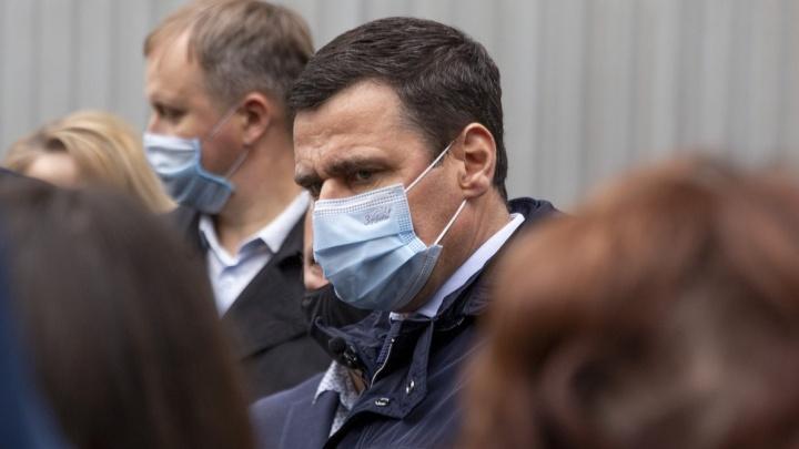 Ярославский губернатор посчитал, что контролирует ситуацию с коронавирусом