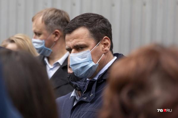 Губернатор рассказал, что сейчас происходит с коронавирусом