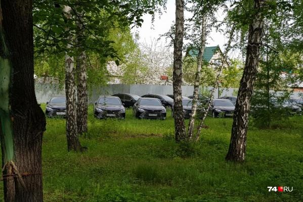 Авто за деньги в лесу банки в липецке кредиты под залог автомобилей
