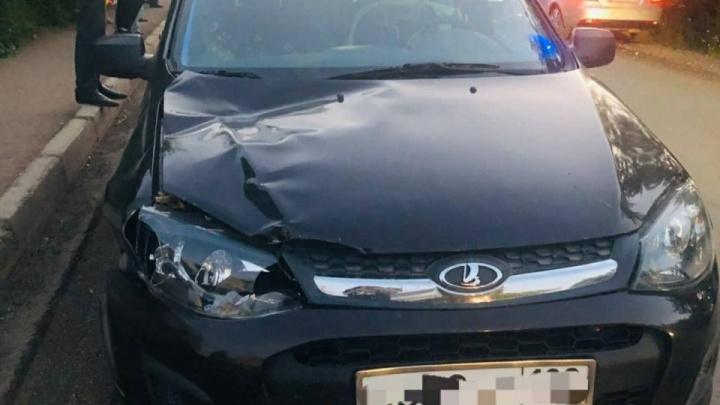 На пьяного водителя, по чьей вине погиб ребенок, возбудили уголовное дело