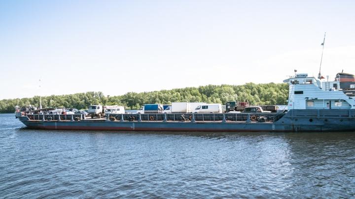 В Самаре изменится график движения речных судов на маршруте до Рождествено