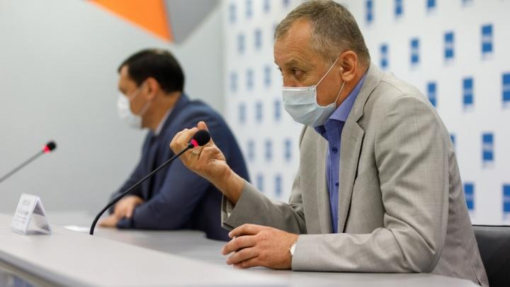 Ждем вторую волну коронавируса: сайт V1.RU проведет прямой эфир с известным врачом Волгограда