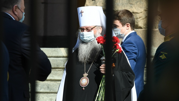Митрополит Кирилл ушел на самоизоляцию из-за контакта с больным COVID-19
