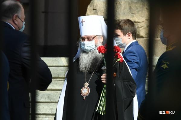 В епархии отмечают, что митрополит здоров