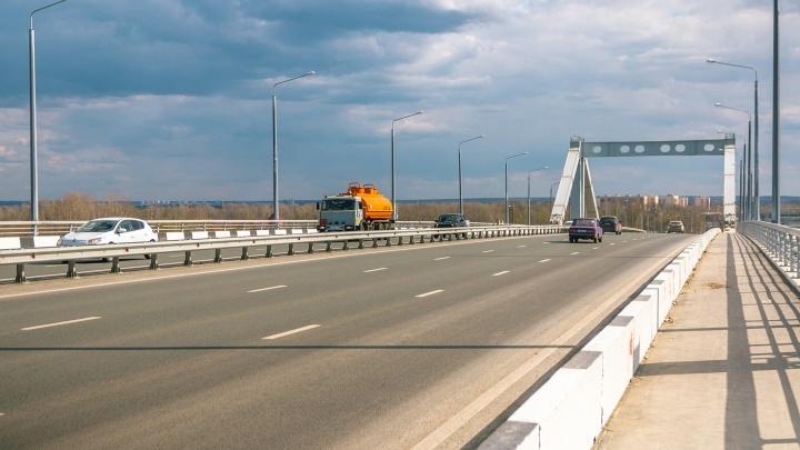 Фрунзенский мост выведут за границу Самары