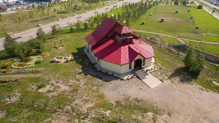 В Красноярске вновь заговорили о строительстве храма в сквере 400-летия. Мы выяснили подробности