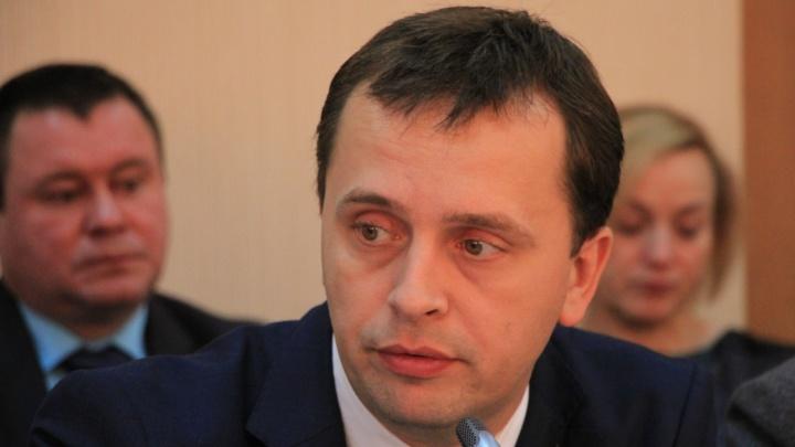 Единоросс Сергей Пономарев заявил об участии в конкурсе на место главы Архангельска