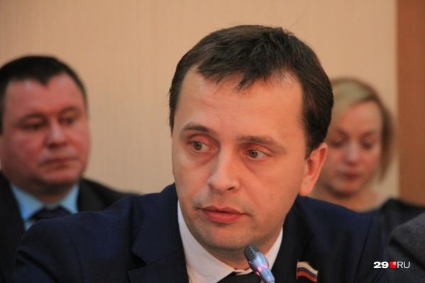 Сергей Пономарев стал пятым кандидатом на место главы Архангельска