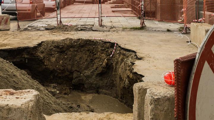 Более сотни домов в Заельцовском районе остались без отопления и горячей воды