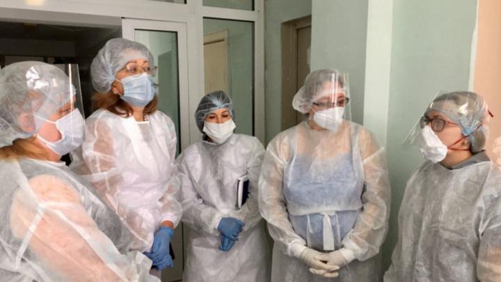 Готовятся к наплыву больных: ещё одну больницу в Новосибирской области отдают под ковидный госпиталь