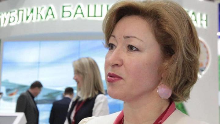 Министр труда Башкирии Ленара Иванова заразилась COVID-19