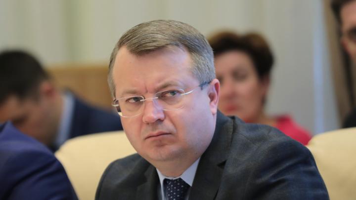 Источник: один из заместителей губернатора Ростовской области покинет пост