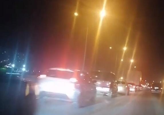 Пьяный водитель Lada Priora устроил массовое ДТП с пострадавшими на объездной Тюмени