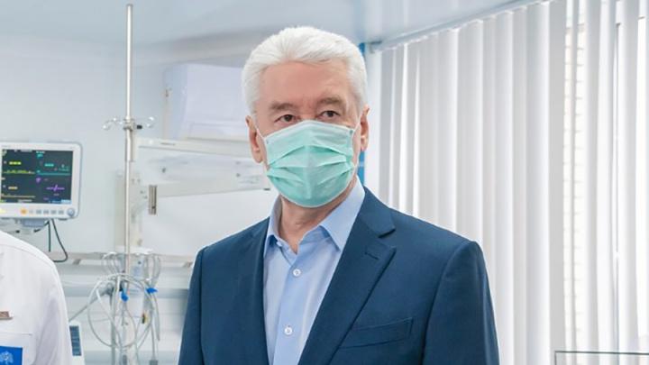 Мэр Москвы о коронавирусе: «Я вам точно говорю, никакого пика еще не наступило»