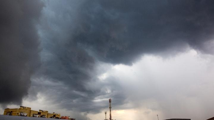 На Ярославль надвигается стихия: непогода обрушится уже в ближайшие часы
