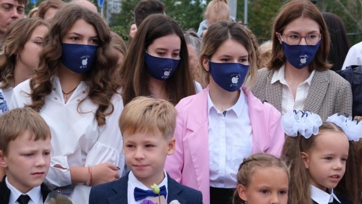 В ежедневный отчёт по коронавирусу начнут включать данные о заражениях в школах Челябинской области