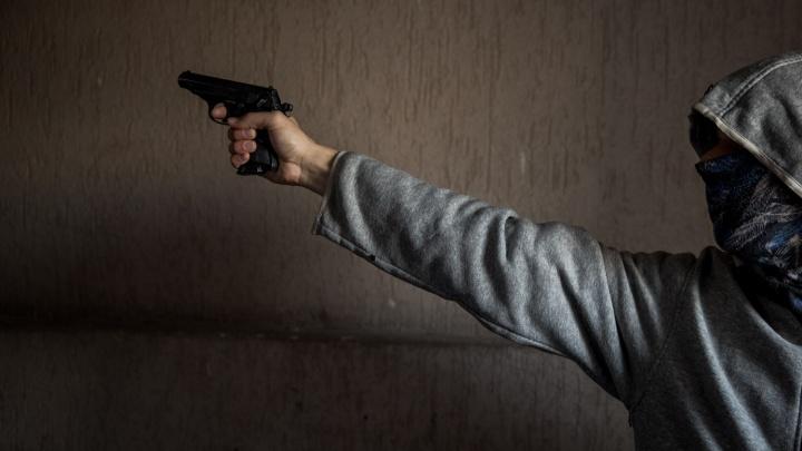 В Ленинском районе застрелили мужчину